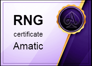 Certificate Amatic
